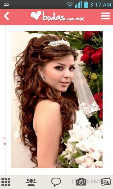 Accesorios para cabello suelto - Foro Moda Nupcial - bodas.com.mx 33a12fb79aee