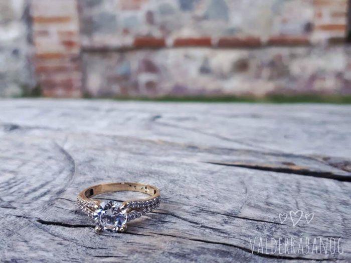 Aún no tengo anillo!! 1