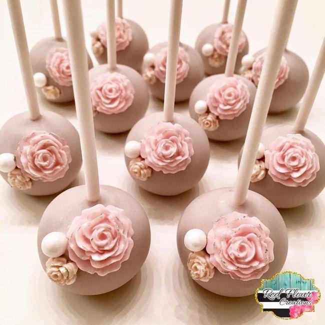 Cake Pops en tu Día B! 21