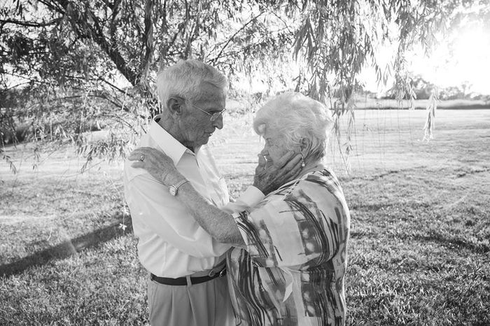 ¡Amor a la antigua! 😍 5