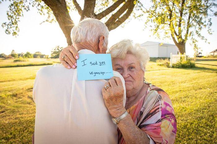¡Amor a la antigua! 😍 6