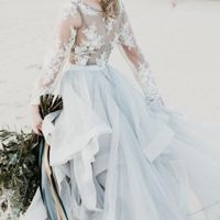 Vestidos de Novia Sweet Blue 💙 - 10