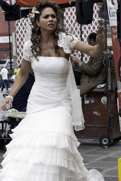 Vestidos de novia de novelas