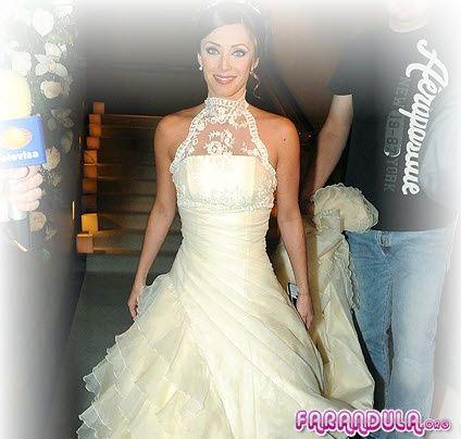 vestidos de telenovela - foro bodas famosas - bodas.mx