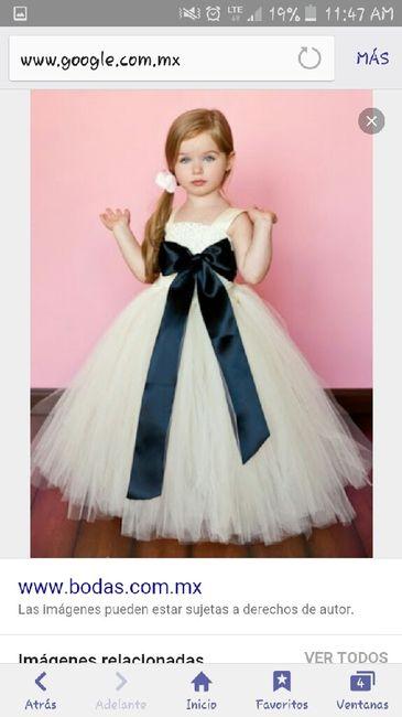 Vestido damitas!!! - Foro Organizar una boda - bodas.com.mx