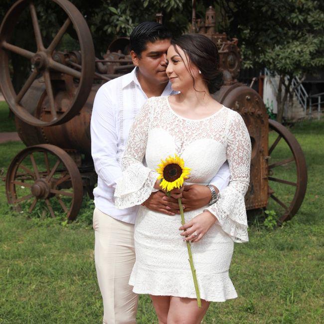 ¿Ramo en boda civil? - 3