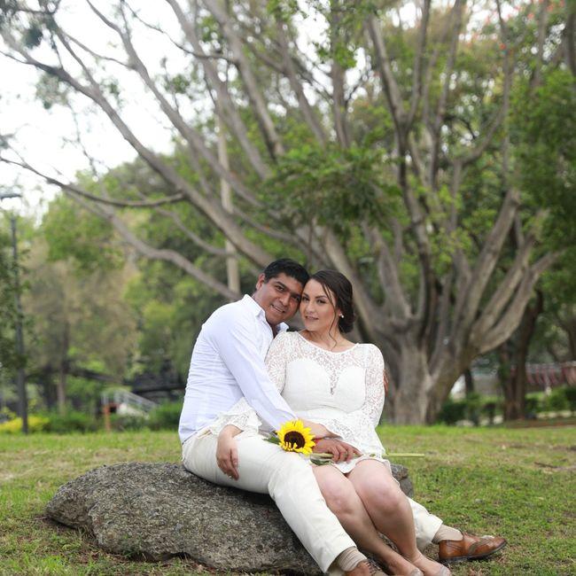 ¿Ramo en boda civil? 7