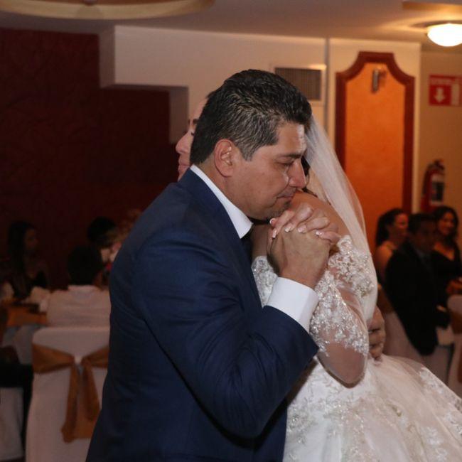 Los mejores bailes de boda entre padre ❤️️hija - 1