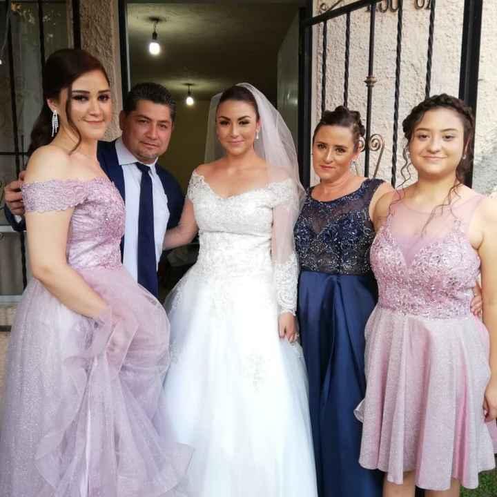 ¿Dónde te vestirás el día de tu boda? - 1