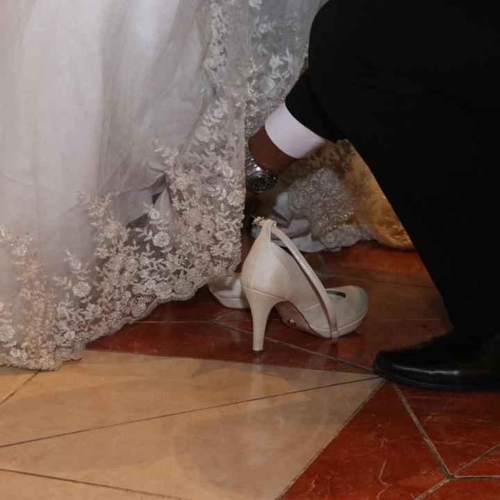 ¿De qué color serán tus zapatos de novia? 👠 - 1