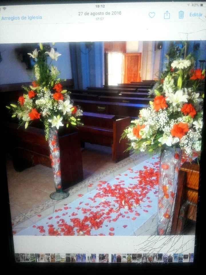 Eleccion de decoracion de iglesia... - 4