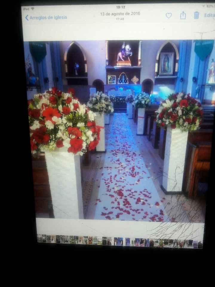 Eleccion de decoracion de iglesia... - 5