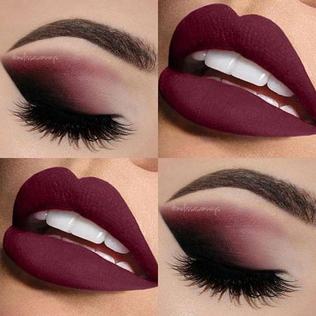 Comparte tu maquillaje de labios 21