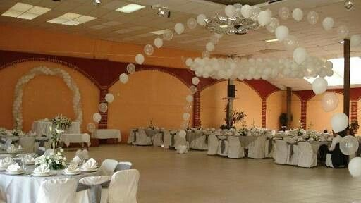 Arreglo de sal n foro organizar una boda for Organizar salon