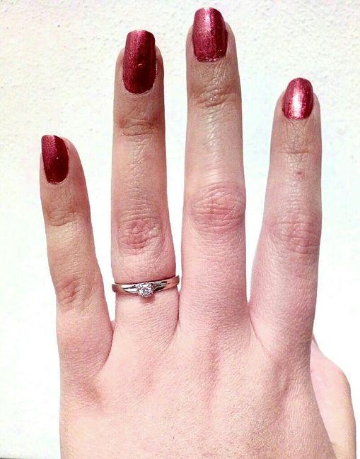 M de muestren sus anillos!!! 5
