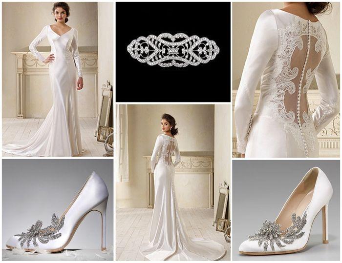 vestidos de película - foro bodas famosas - bodas.mx