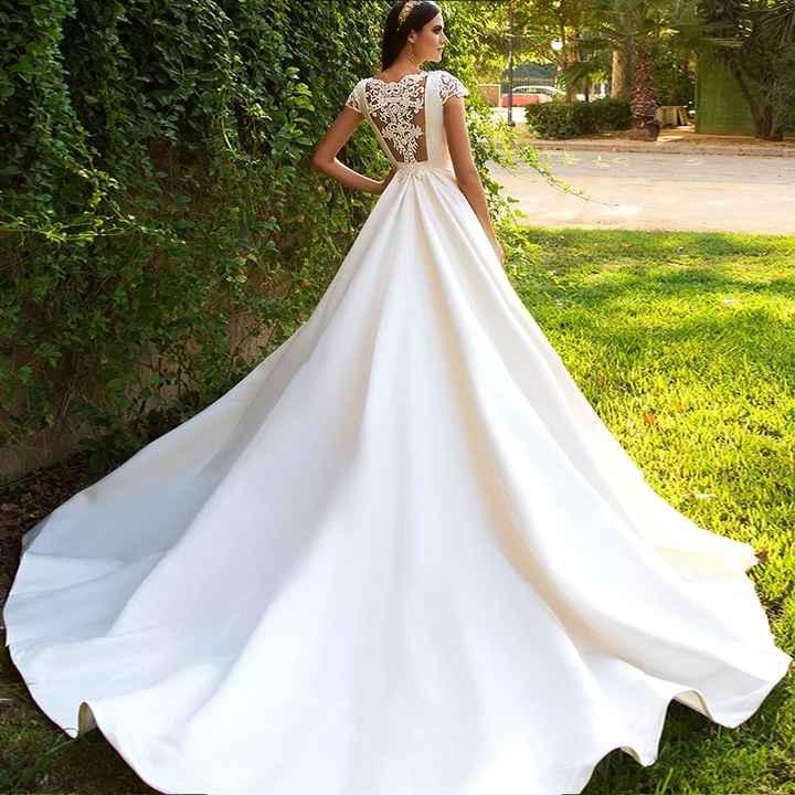 Mande hacer mi vestido... - 2