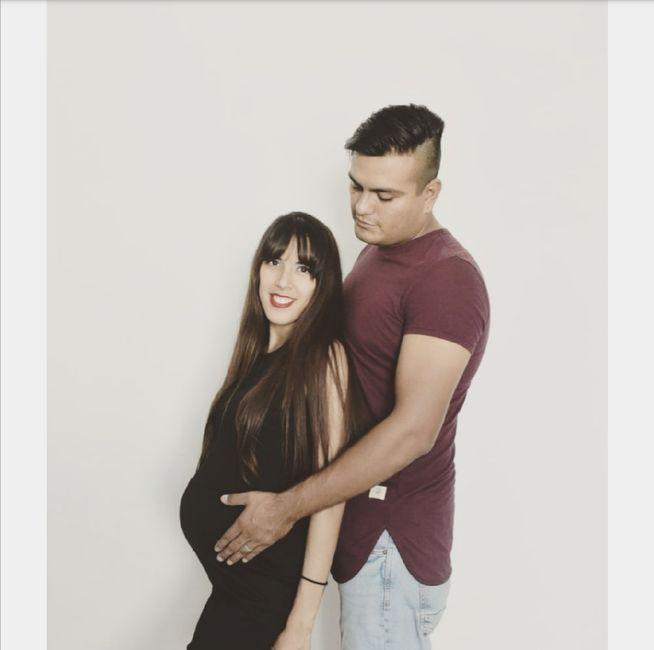 Sesión de embarazo (4 taparte) 6