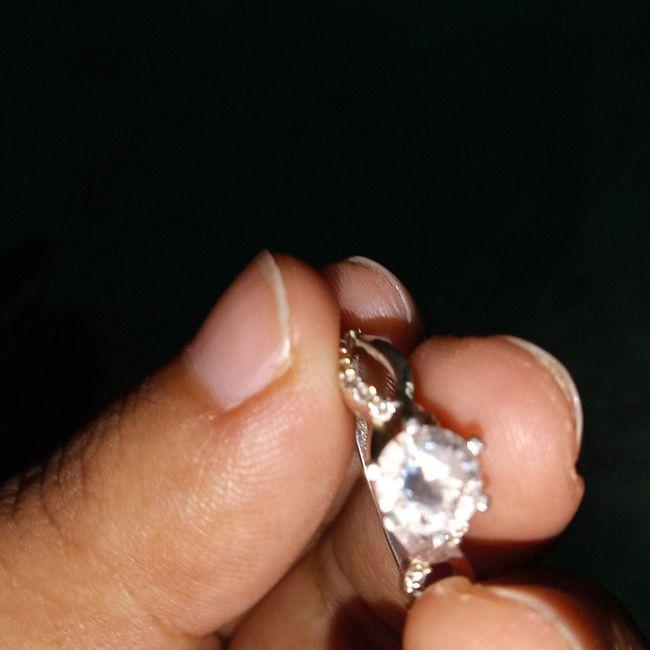 Mi anillo de compromiso Marcelina 4