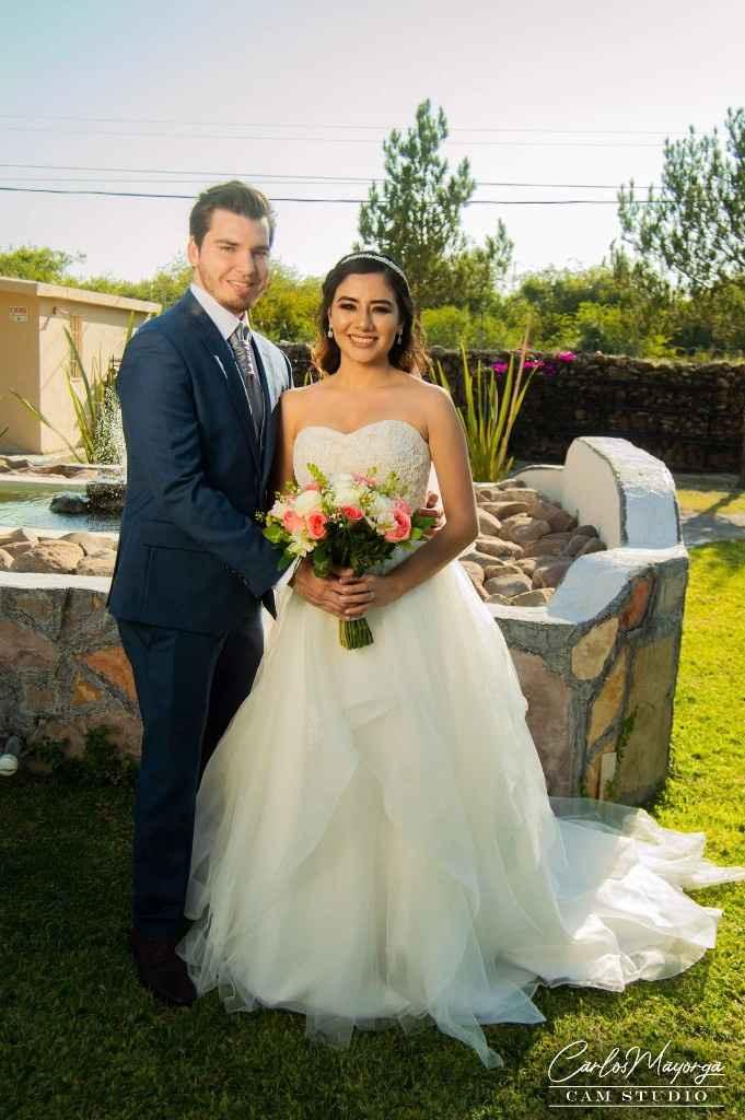 Nos casamos - 1