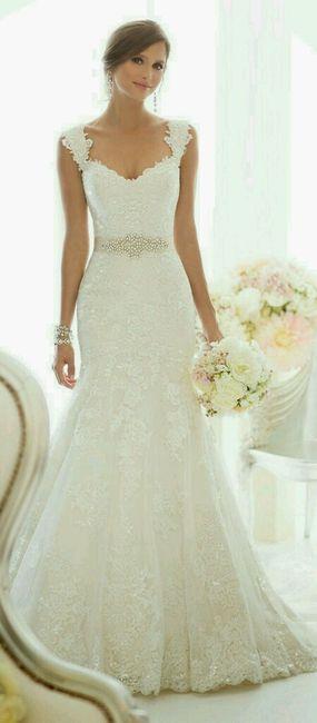 e67cd2e4b Las telas mas usadas en la confeccion de vestidos de novia - Foro ...