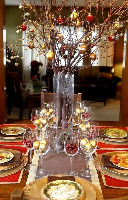 centros de mesa para diciembre foro bodas com mx bodas