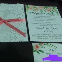 Invitación y pase