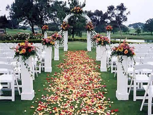 adorno kiosko.. - foro ceremonia nupcial - bodas.mx