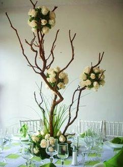 Qu les parecen las decoraciones con ramas foro for Ramas blancas decoracion