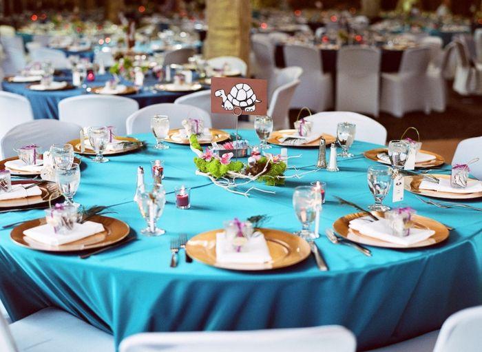 bodas turquesa