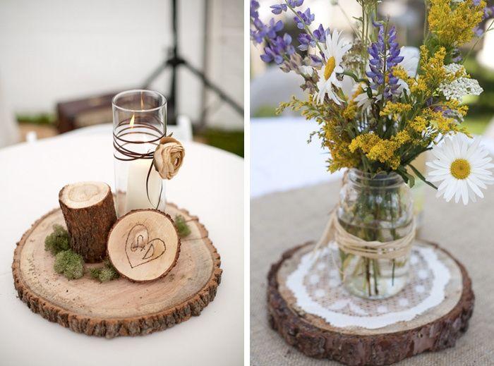 Centros de mesa sencillos diy - Foro Manualidades para bodas ...