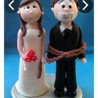 Toppers para pastel de boda!! - 1