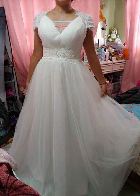 ¿Qué vestido? 1