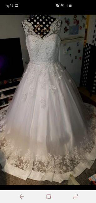 ¿Qué vestido? 2