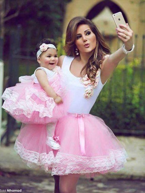 Mamá e hija iguales 3 - Foro Futuras mamás - bodas.com.mx