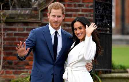 El príncipe Harry y Meghan Markle anuncian su compromiso de boda 1