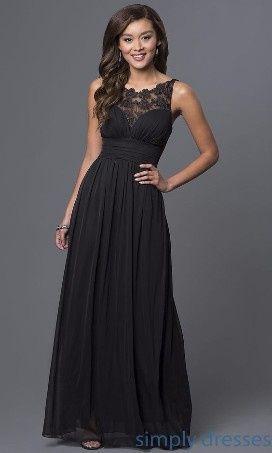 Vestidos negros para mujer