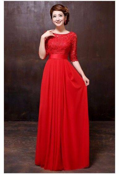 c4f6c7c762a9 Ideas: vestidos de dama en color rojo - Foro Moda Nupcial - bodas.com.mx