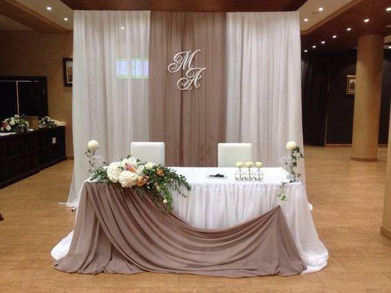 Ideas decoraci n mesa de honor foro organizar una boda for Plato de decoracion marroqui salon 2014