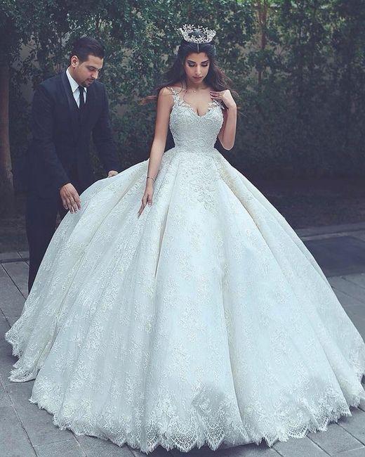 Vestidos Corte Princesa Foro Moda Nupcial Bodascommx