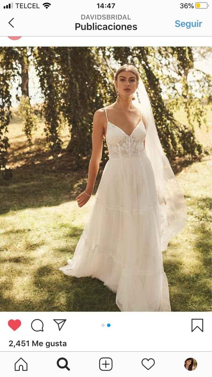 Test boda millennial: ¿Tu look de novia incluye algo de esto? - 1