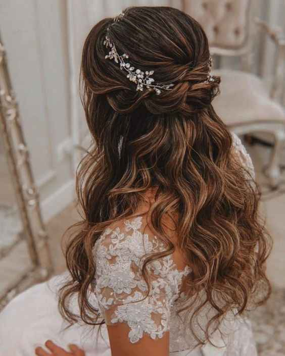 Test boda millenial: ¿Tu peinado será más relajado? - 1