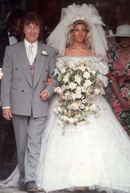 el vestido de novia a través de los años - foro moda nupcial - bodas
