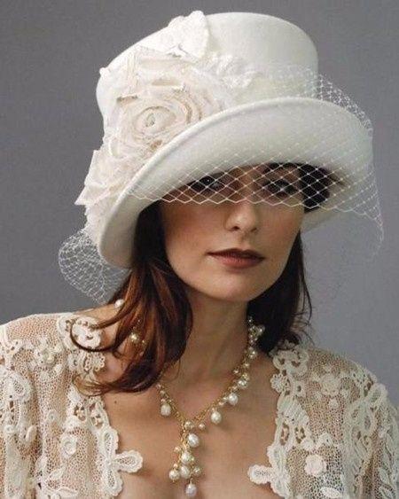 Sombreros para novia - Foro Moda Nupcial - bodas.com.mx 1a6dda2ceae