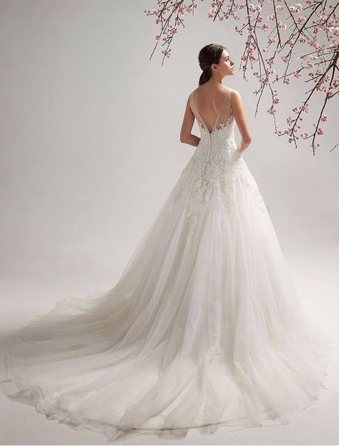 tipos de tul para tu vestido de novia