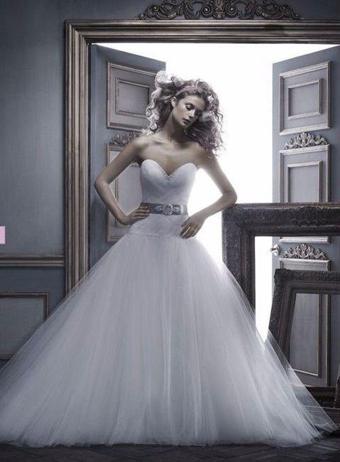 los tipos de tul mas habituales para el vestido de novia - foro