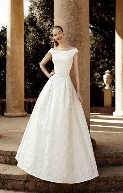 """el vestido de novia """"el escote"""" - foro moda nupcial - bodas.mx"""