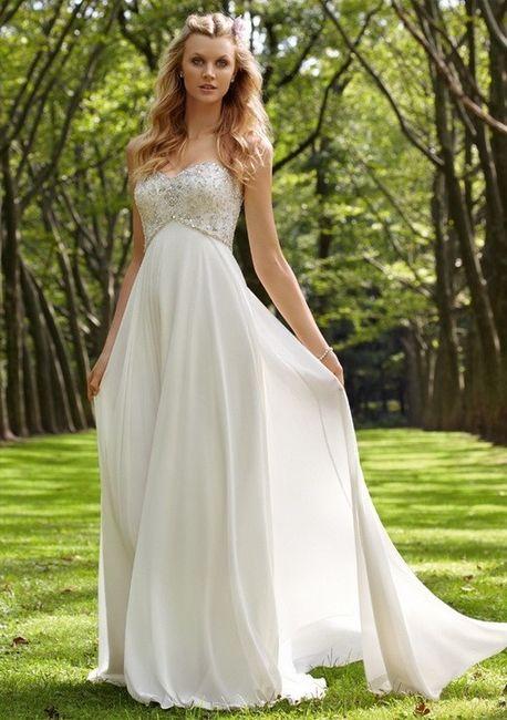 95839b143b Las telas mas usadas en la confeccion de vestidos de novia - Foro Moda  Nupcial - bodas.com.mx