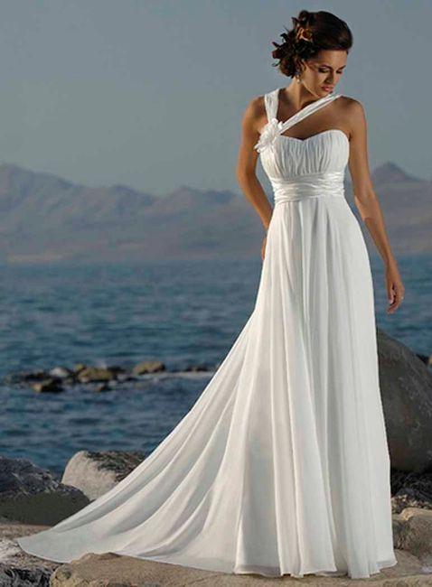 007d8fd5c1 Las telas mas usadas en la confeccion de vestidos de novia - Foro ...