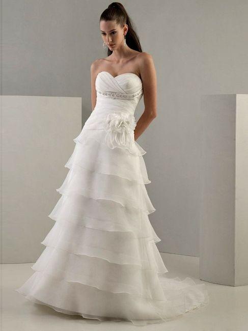 a0ab88886 Las telas mas usadas en la confeccion de vestidos de novia - Foro Moda  Nupcial - bodas.com.mx